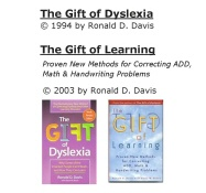 [The Gift of Dyslexia and The Gift of Learning]